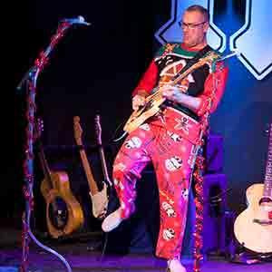 Chanhassen Dinner Theaters concert series Rock Roll Christmas Show