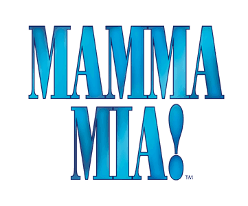 Chanhassen Dinner Theatre logo website Mamma Mia PNG TM