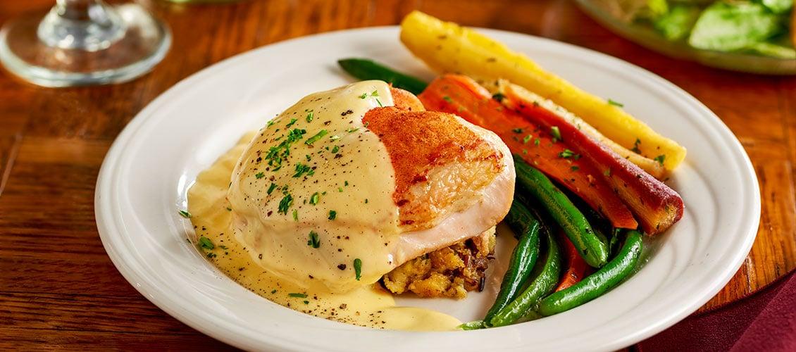 Chanhassen Dinner Theatres menu ChickenChan