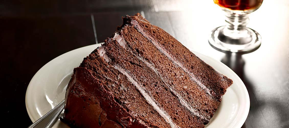 Chanhassen Dinner Theatres menu ChocolateCake