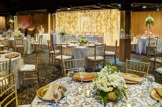 Chanhassen Dinner Theatres weddings and receptions indoor wedding Ballroom1