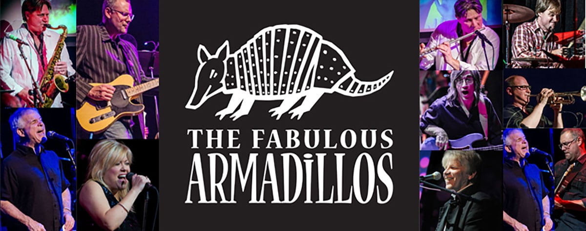 Chanhassen Dinner Theaters concert series Fabulous Armadillos v2