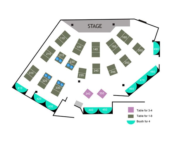 Chanhassen Dinner Theatre setaing charts playhouse theatre shows image v3