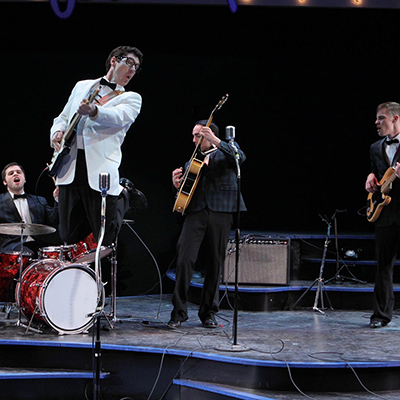 Dance Party Reunion - Buddy Holly & Friends at Chanhassen Dinner Theatres
