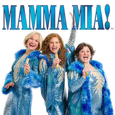 Chanhassen Dinner Theatres mamma mia show