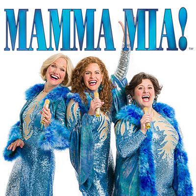 Chanhassen Dinner Theatres mamma mia show