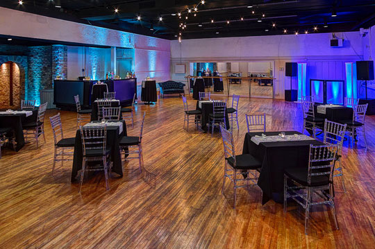 Chanhassen Dinner Theatres weddings and receptions wedding venues Dance Loft
