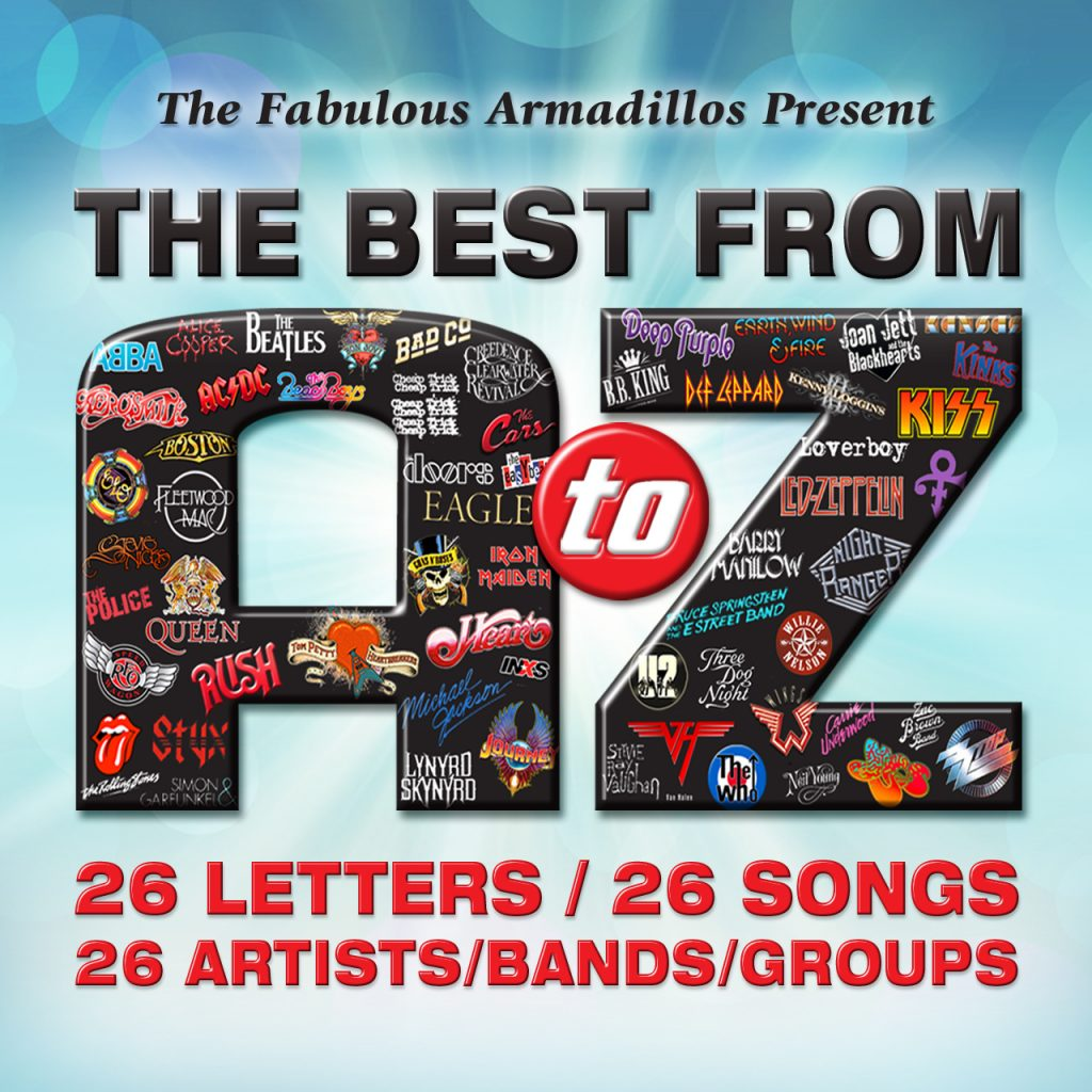 A to Z - The Fabulous Armadillos