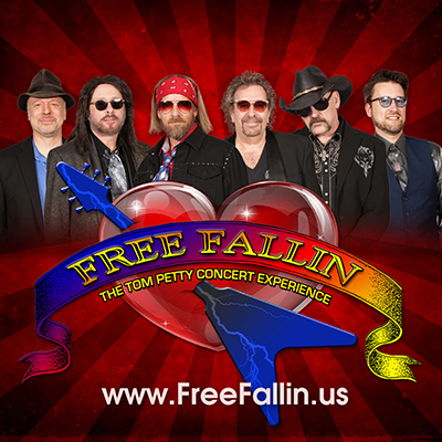 Free Fallin' The Tom Petty Concert Experience