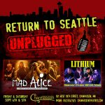 Return To Seattle 2020