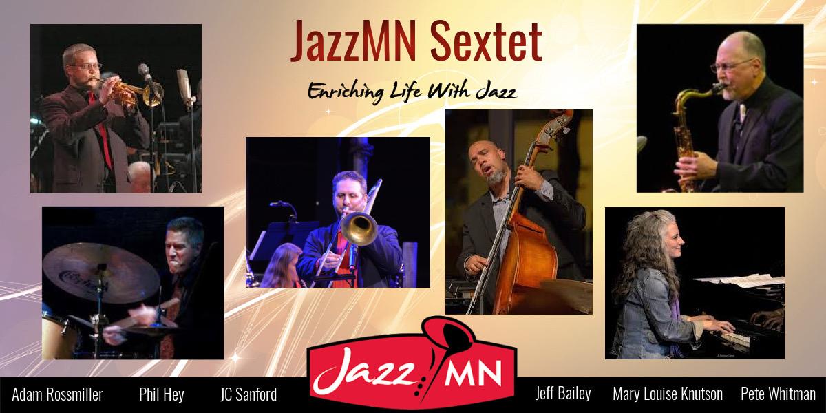 JazzMN Sextet 2021